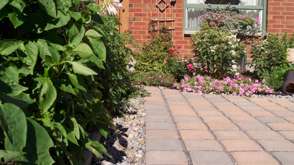 landscaping exterior remodeling