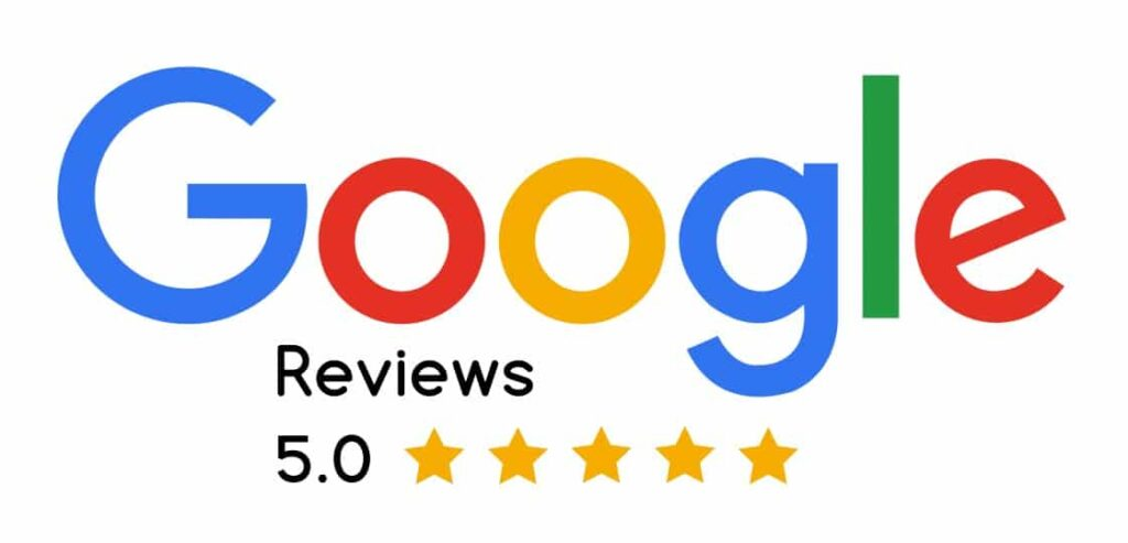 Google Reviews logo for Houston remodeling contractors