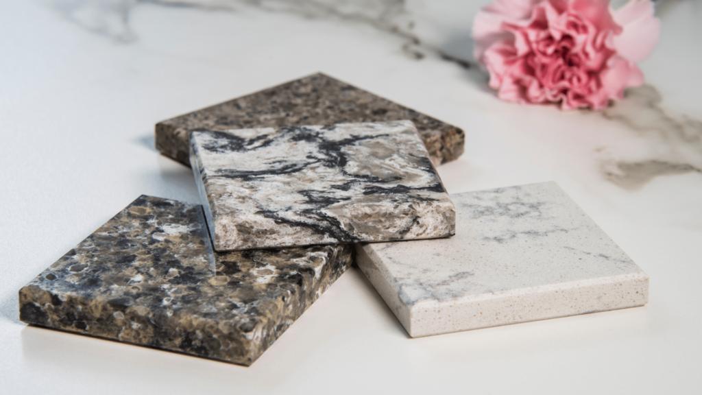 granite bathroom tiles