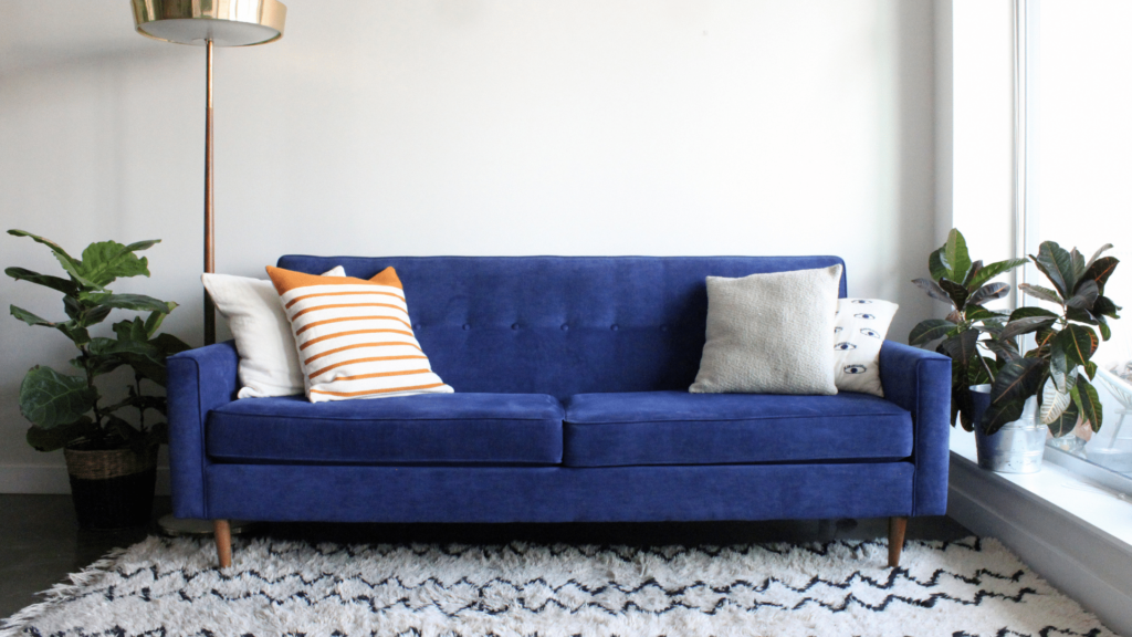 How to Make a Small Living Room Look Bigger With Furniture