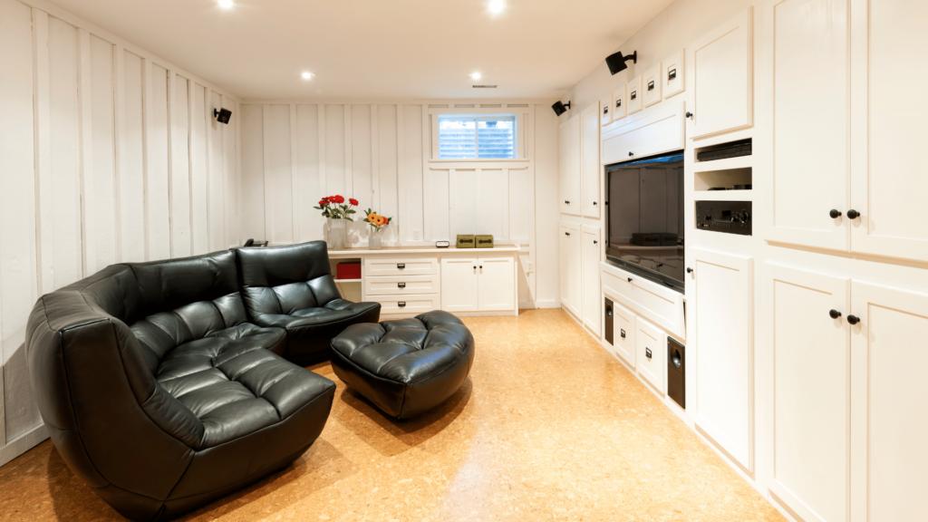 Basement Room Conversion